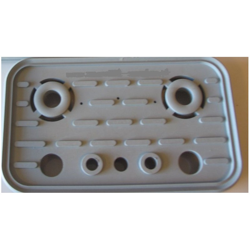 Suction plate 125x75 for vacuum block s for Rastra block cost