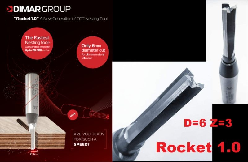 Rocket 1.0 Dimar Tools